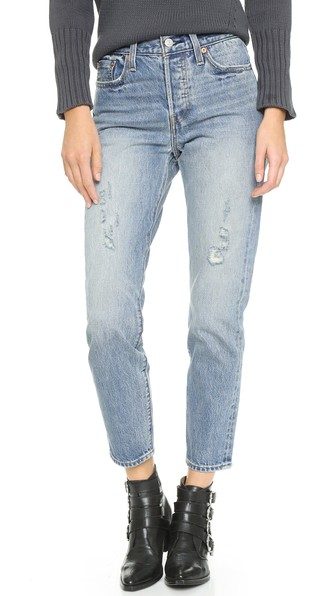 Wedgie Icon Jeans, Foothills