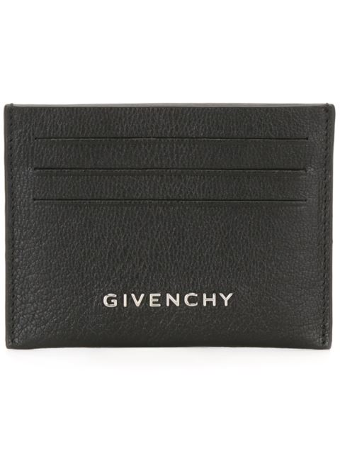 Pandora Leather Card Case - Black