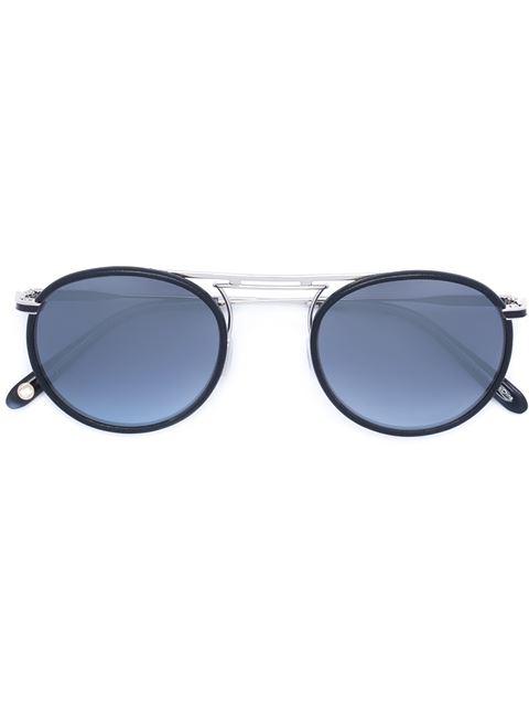 Garrett Leight 'Cordova' Sunglasses - Blue
