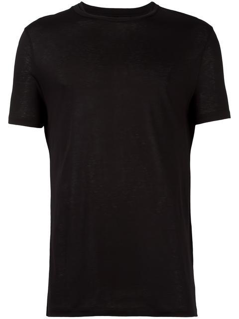 NEIL BARRETT Modernist Camouflage Cotton-Blend Jersey T-Shirt, Black