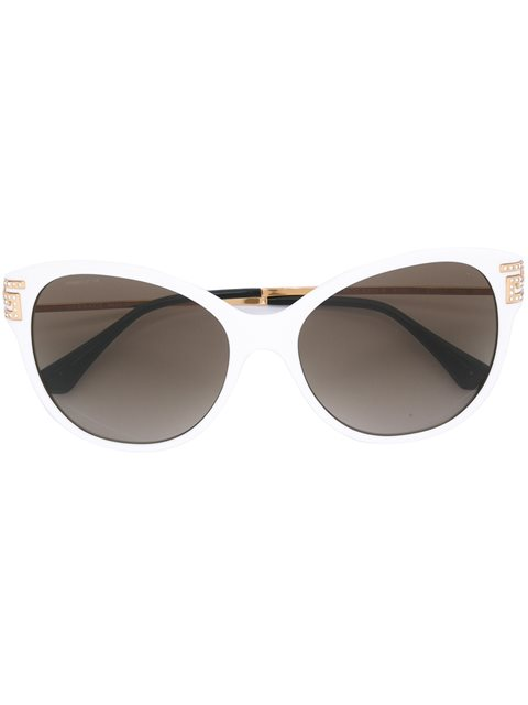 VERSACE Greca Rock Icons White Sunglasses in This Is A One Colour Product