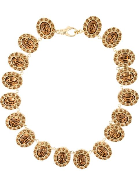 Givenchy Rivière Style Necklace - Metallic