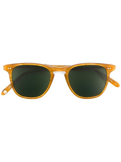 GARRETT LEIGHT Garrett Leight 'Brooks' Sunglasses - Nude & Neutrals in Brown