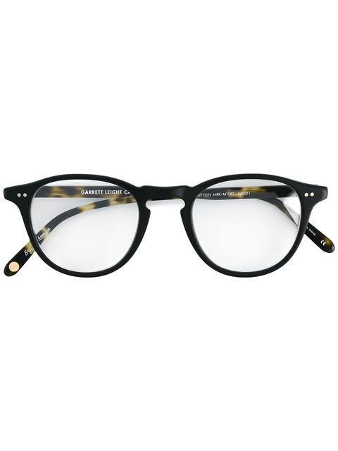 Black Hampton Glasses
