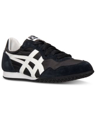 pretty nice fabd7 a79f8 Men'S Onitsuka Tiger Mexico 66 Casual Sneakers From Finish Line, Black/White