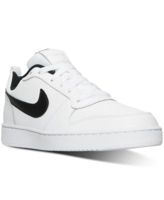 e4a3babdfb2703 NIKE Men S Court Borough Low Premium Casual Sneakers From Finish Line