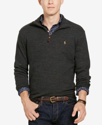ralph lauren mens half zip ralph lauren quarter zip mens