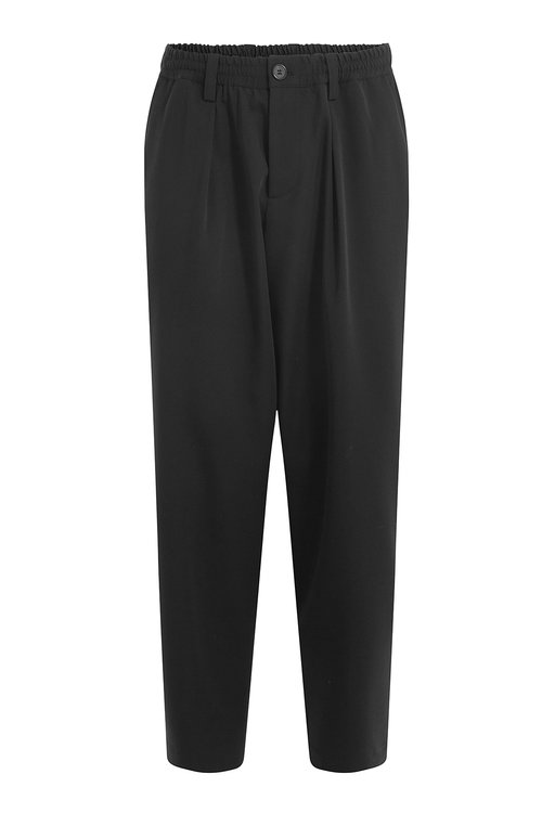 Multi Coloured Free Shipping Wholesale Price Black Wool Drawstring Trousers Factory Outlet For Sale GjqkKpBMs