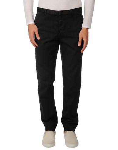 Rubber Cuff Jogger Pants - Black Size 46 Eu