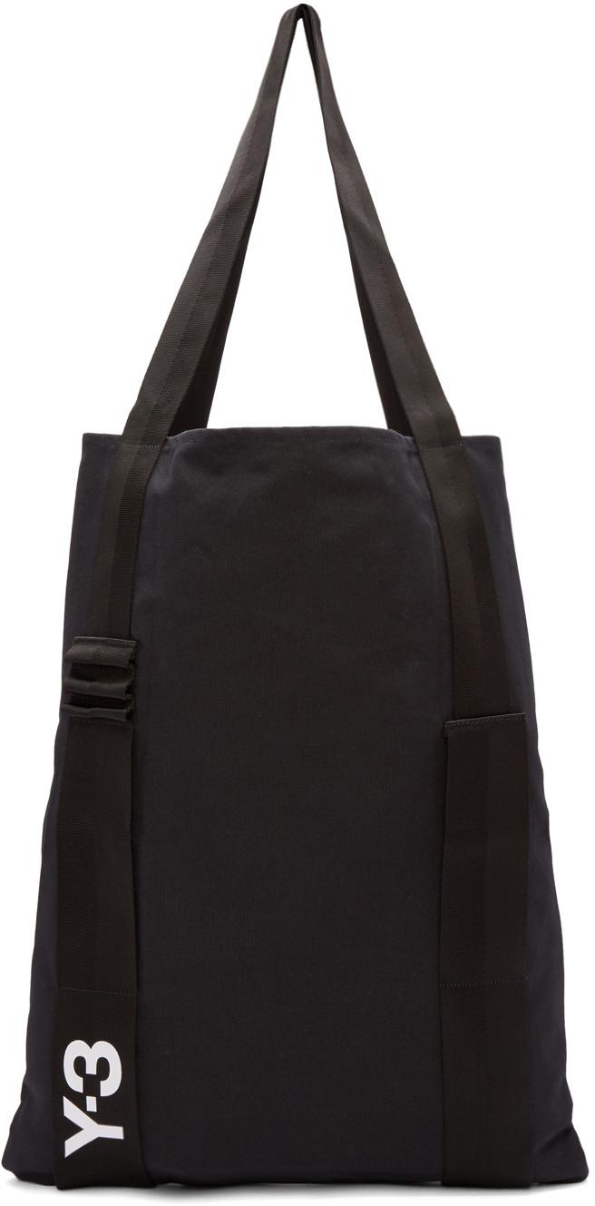 0edec67c9704 Y-3 Unisex Iconic Tote Bag