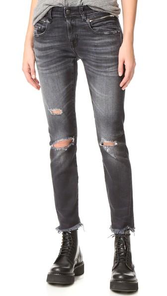 Biker Boy Jeans in Albany