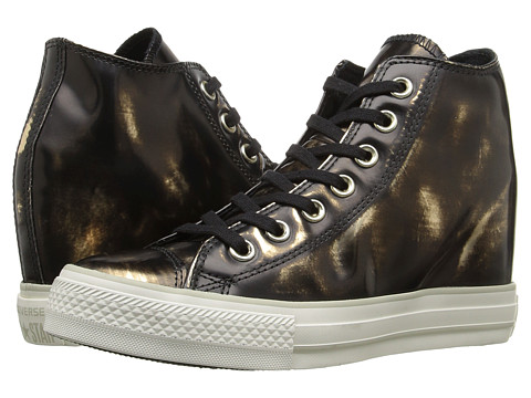 b5755748650 Chuck Taylor® All Star® Lux Brush-Off Leather Mid
