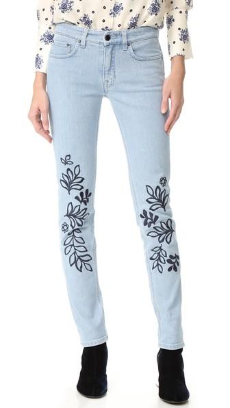 Denim Trouser Jeans in Blue