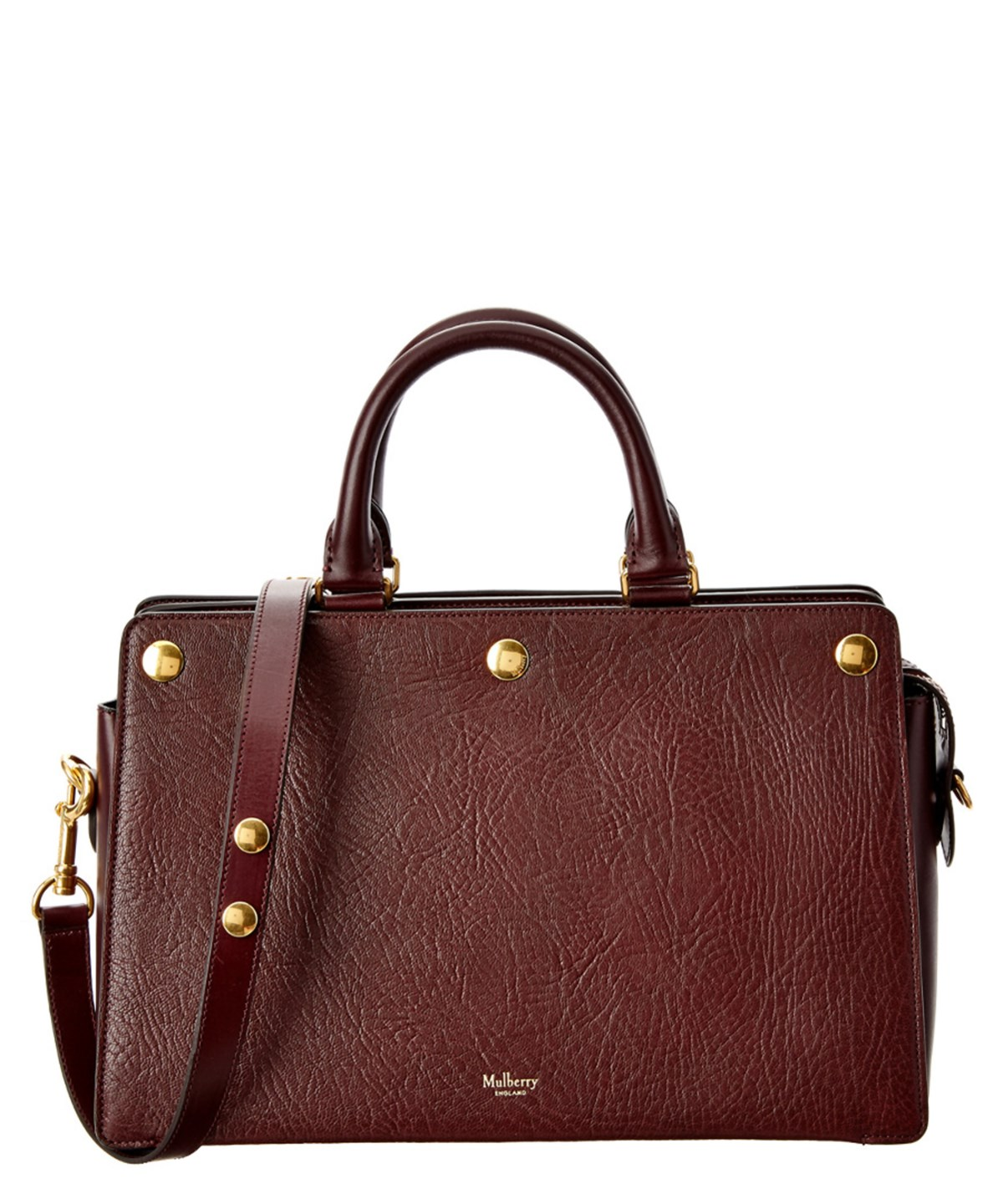 20777f4e94 MULBERRY Chester Textured Goat Leather Shoulder Bag