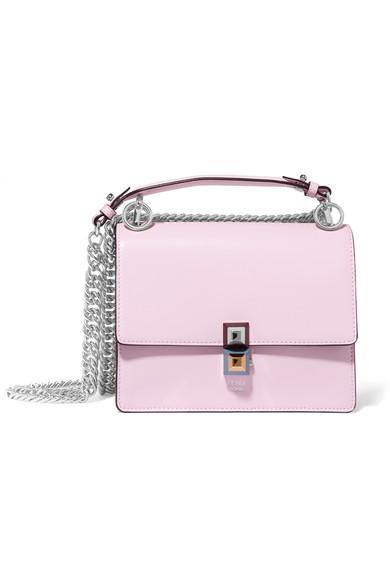 Kan I shoulder bag - Pink & Purple Fendi kax9N