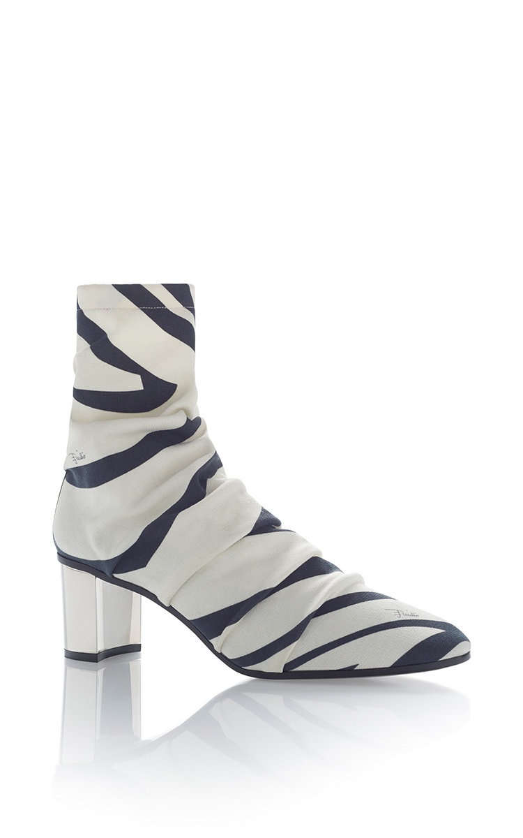 Emilio Pucci Printed Ankle Boots buy cheap footlocker free shipping pay with visa buy cheap top quality with credit card free shipping CemPKNf