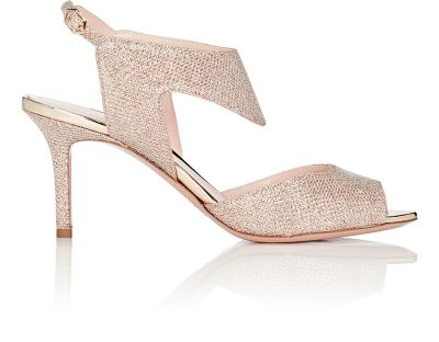 70mm Leda pumps - Metallic Nicholas Kirkwood bI0044aIiC