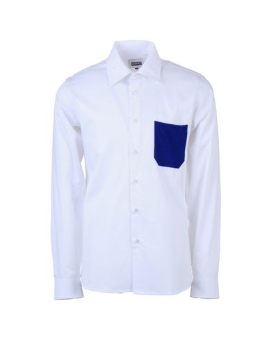 CHRISTOPHER SHANNON Shirts in White
