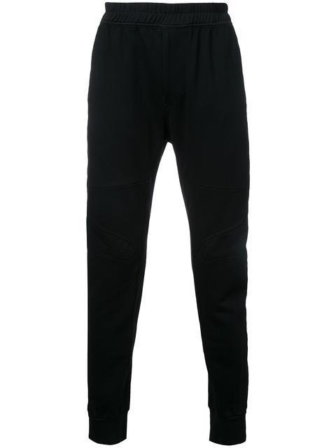 JULIUS Neu Romantika Printed Cotton Pants in Black