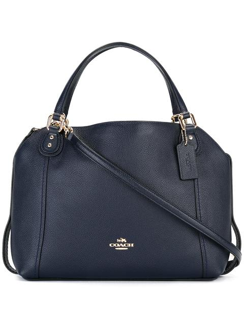 COACH - Removable Strap Tote in Blue