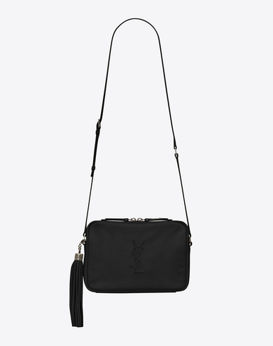 Black Small Monogram Lou Camera Bag