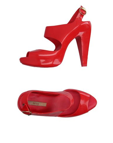 MELISSA Sandals in Red