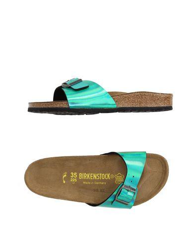 BIRKENSTOCK Sandals in Green