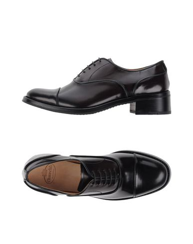 CHURCH'S Laced Shoes in Cocoa