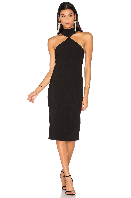 LPA Dress 232 in Black