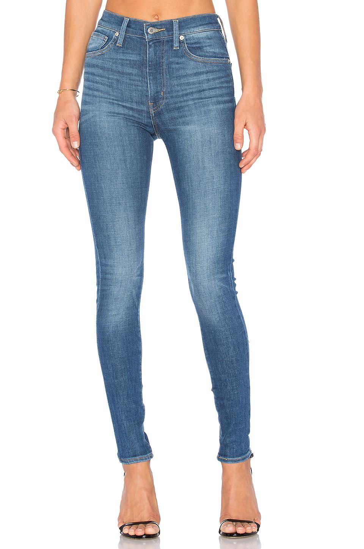 Mile High Super Skinny Jeans In Shut The Front Door