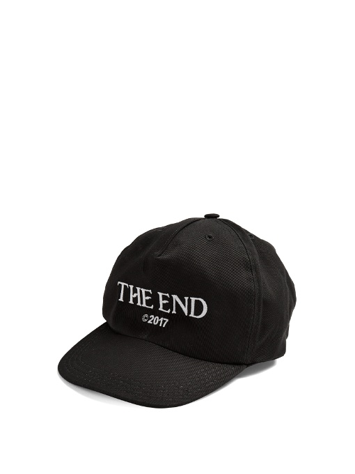OFF-WHITE  THE END  EMBROIDERY CAP 9f55eeabdf30