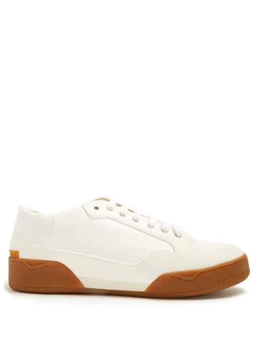 Stella McCartney Vegan Suede Low-Top Sneakers Buy Cheap Largest Supplier nm6NTc