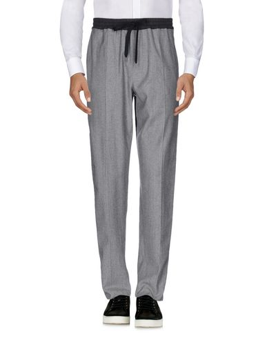 ANDREA POMPILIO Casual Pants in Grey