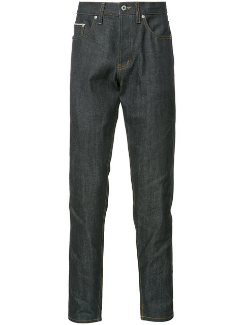 NAKED AND FAMOUS Straight Jeans
