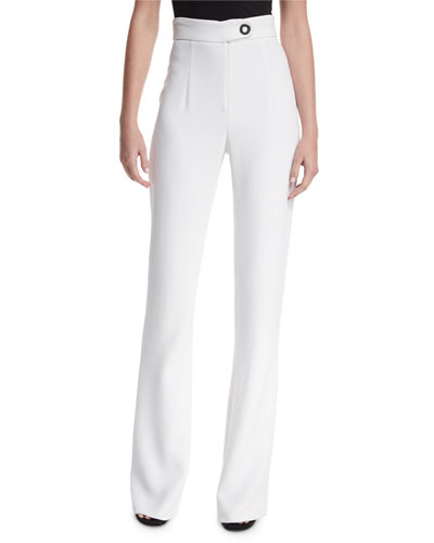 High Waisted Pants Cushnie et Ochs