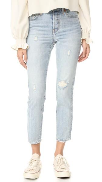Wedgie Icon Selvedge Jeans, Desert Delta