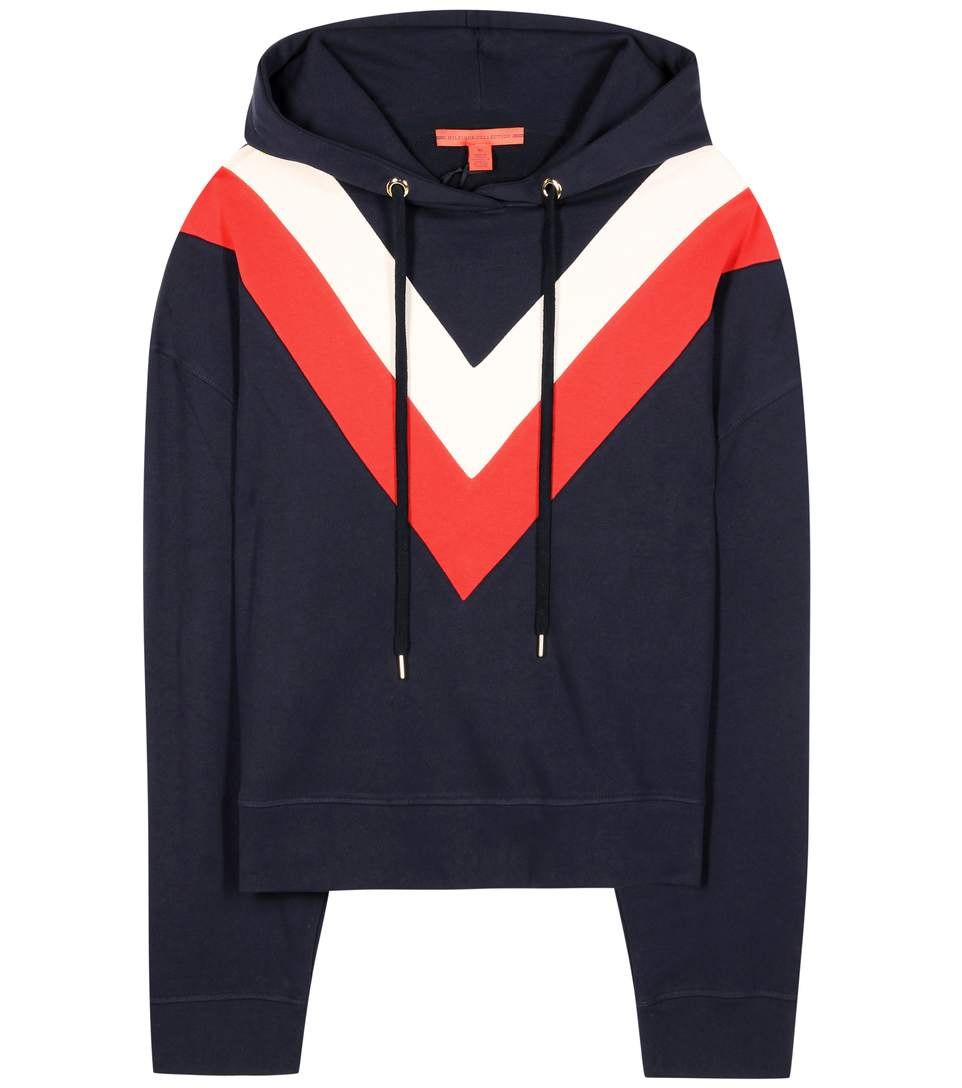 854eeefee427a7 TOMMY HILFIGER COTTON HOODIE