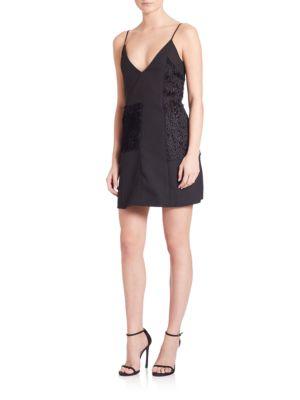 KEMPNER Jerry Dress in Black
