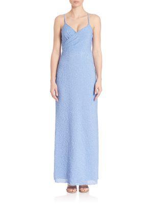 Parker Black Dita Sequin Embellished Dress In Blueberry  39418ad8a