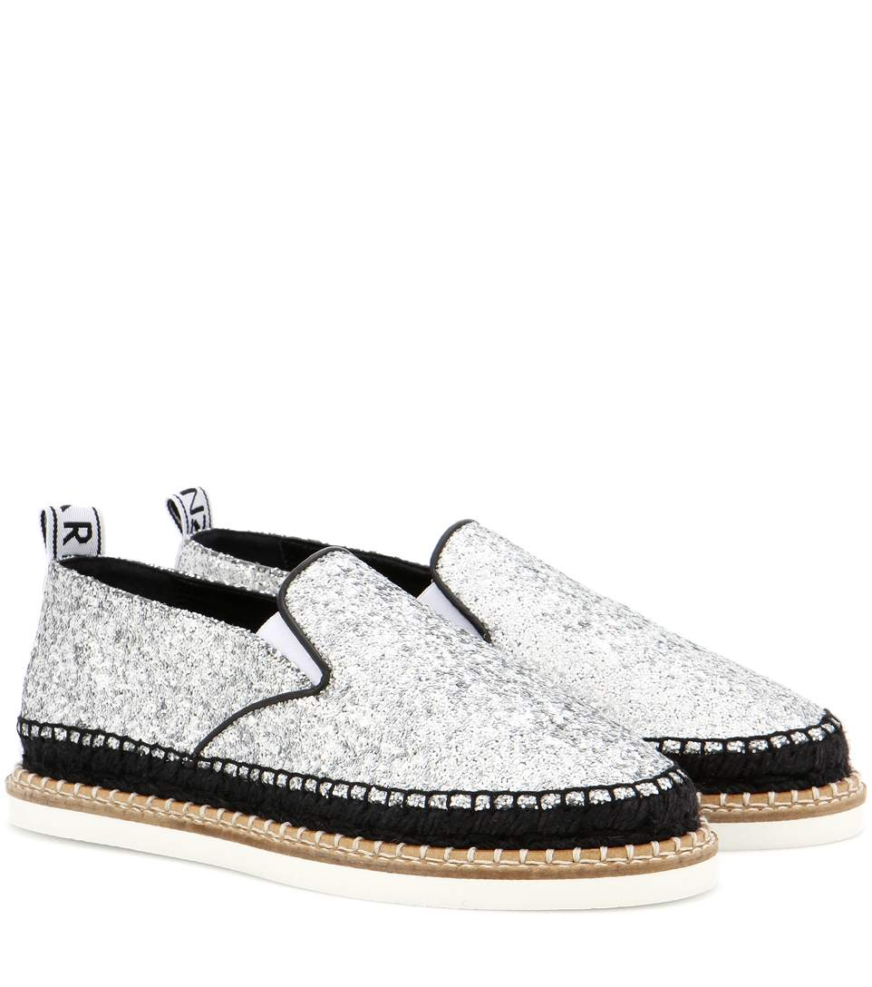 Kenzo Glitter espadrilles Official Site For Sale Sneakernews Cheap Online 100% Guaranteed Online 2018 Cheap Price Discounts Cheap Price 5abOPM