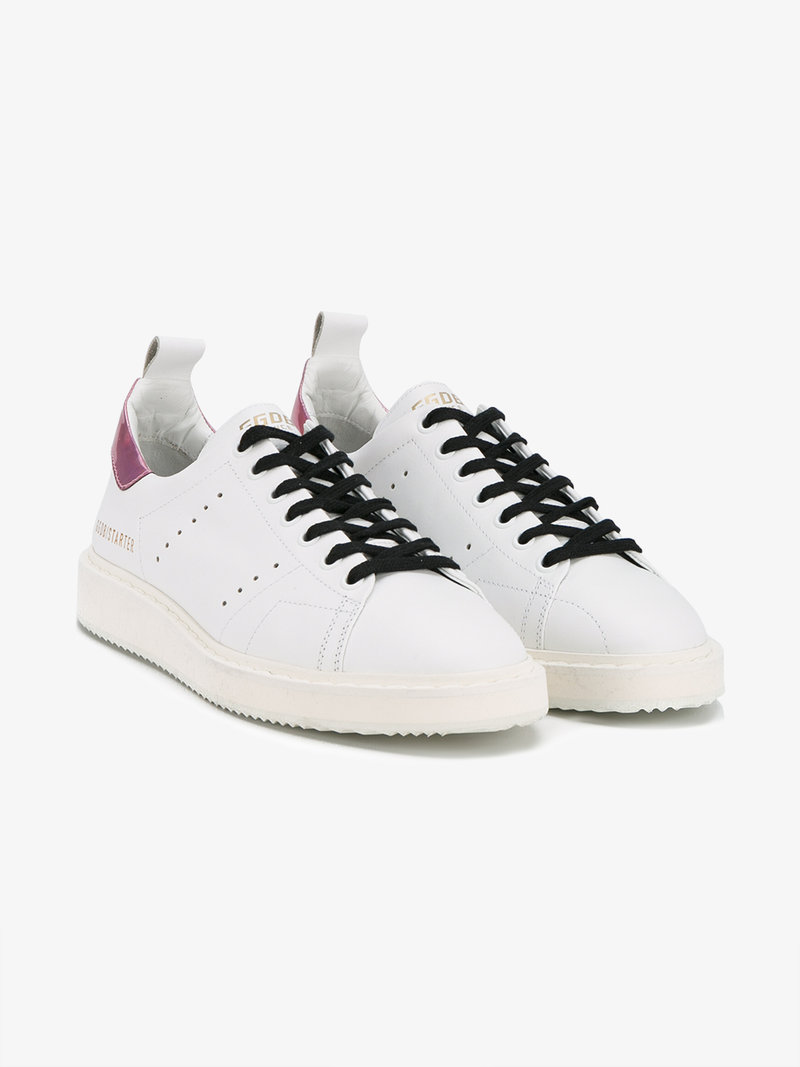 Starter Sneakers, White