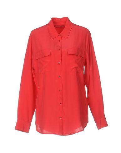 Silk Shirts & Blouses, Garnet