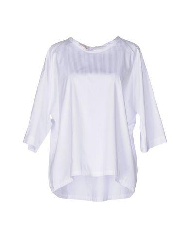 ANNA SAMMARONE Blouse in White