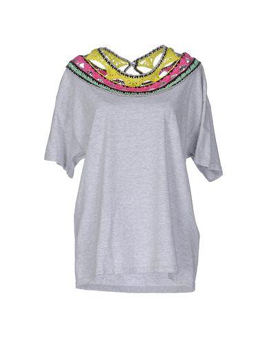 MICHAELA BUERGER T-Shirt in Grey