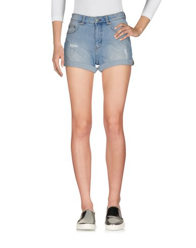 CHEAP MONDAY Denim Shorts in Blue