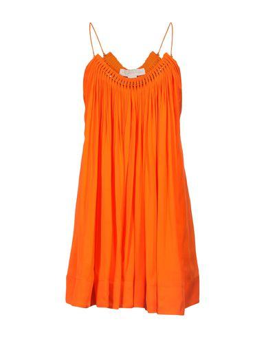 Formal Dress in Orange