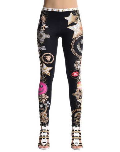 Just Cavalli Leggings, Black