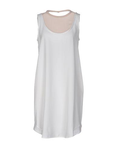 Jil Sander Short Dress, White