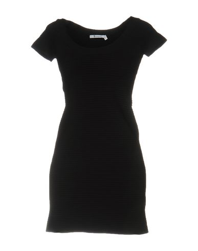 T By Alexander Wang Short Dress, Black