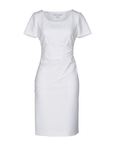 Diane Von Furstenberg Short Dress, White